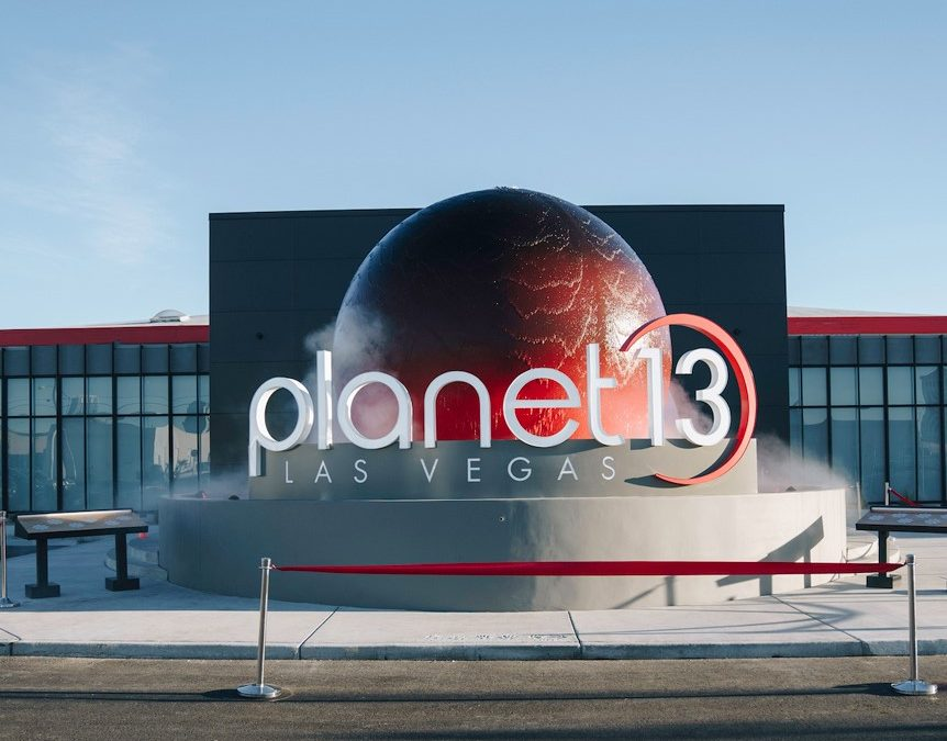 Planet 13: The Best Buy of Cannabis Dispensaries