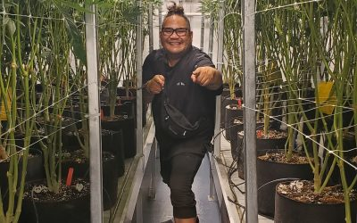 L.A. Cannachef Rudy Sta Ana of Cannabis Catered Events